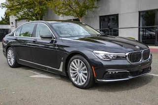 2018 BMW 740e 740e Xdrive Iperformance Plug-In Hy Sedan