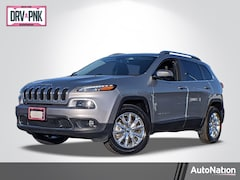 2016 Jeep Cherokee Limited 4x4 SUV in [Company City]
