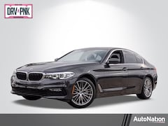 2017 BMW 530i Sedan