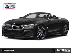 2020 BMW M850i xDrive Convertible