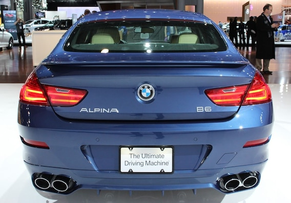 BMW Alpina B6 >> 2016 Alpina B6 Xdrive Gran Coupe Bmw Encinitas