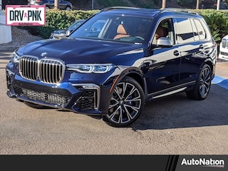 New 2021 BMW X7 M50i SUV for sale