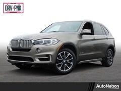 Used 2017 BMW X5 sDrive35i SAV in Houston