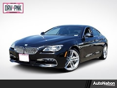 2016 BMW 650i xDrive Gran Coupe