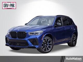 2020 BMW X5 M Competition SAV