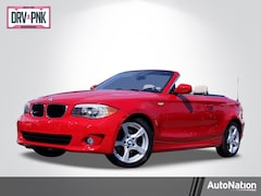 2012 BMW 128i Convertible in [Company City]