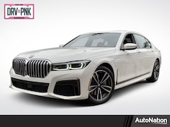 2020 BMW 745e xDrive iPerformance Sedan