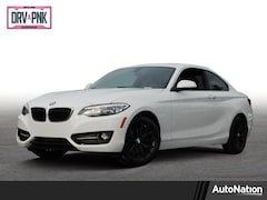 Used 2016 BMW 228i Coupe in Houston