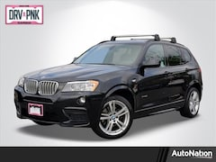 2011 BMW X3 xDrive35i SAV in [Company City]