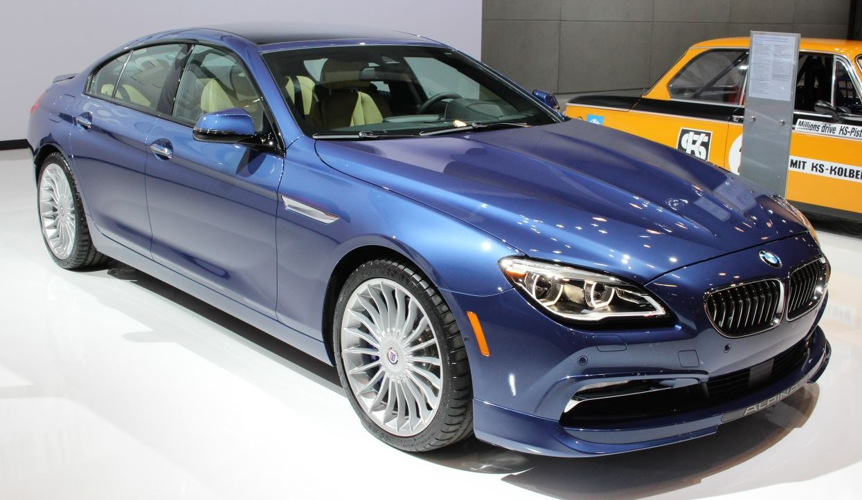 2016 Alpina B6 XDrive Gran Coupe Adds All Wheel Drive 60 More Horsepower
