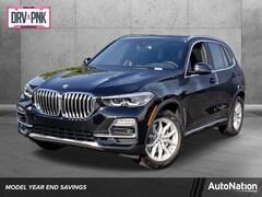 2020 BMW X5 xDrive40i SAV in [Company City]