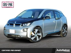 Used 2016 BMW i3 with Range Extender Hatchback