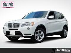 2012 BMW X3 xDrive28i SAV in [Company City]