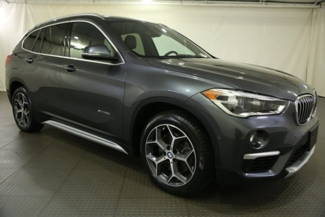 Certified Used 2016 BMW X1 xDrive28i SUV for sale in Norwood serving greater Boston
