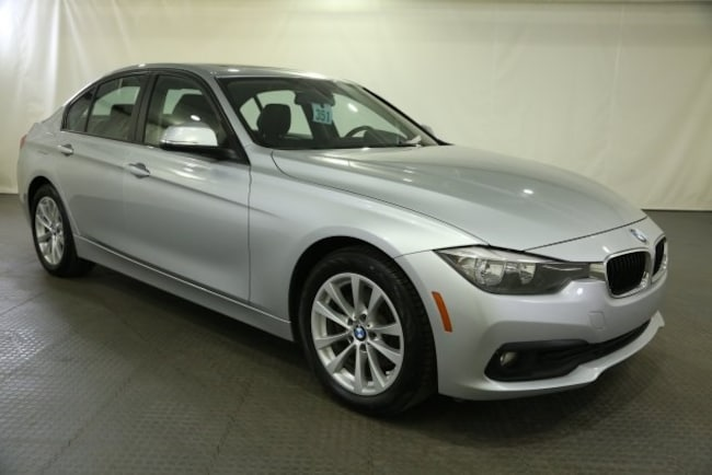 Certified Used 2016 BMW 320i xDrive Sedan for sale in Norwood serving greater Boston