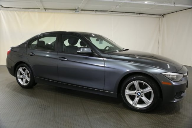 Certified Used 2015 BMW 320i xDrive Sedan for sale in Norwood serving greater Boston
