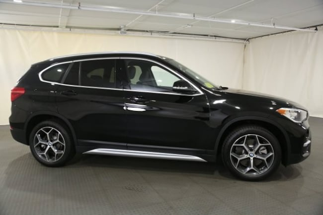New 2018 BMW X1 xDrive28i SAV Norwood serving greater Boston, MA