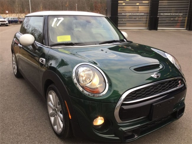 Certified Used 2017 Mini Cooper S Hardtop For Sale In Reading Ma