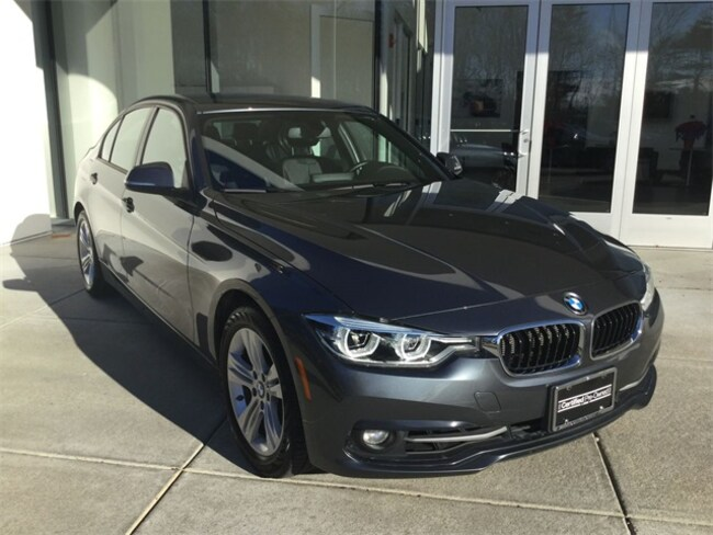 Certified Used 2016 BMW 3 Series 328i xDrive Sedan for sale in Norwood serving greater Boston