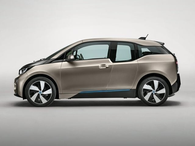 Bmw I Series Rockland Hybrid Electric Cars Bmw I3 I8