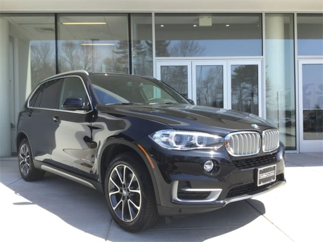 Certified Used 2018 BMW X5 xDrive35i SAV for sale in Norwood serving greater Boston