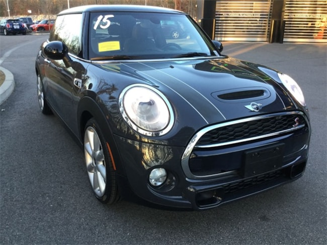 2015 MINI Cooper S Hardtop 2 door Hatchback