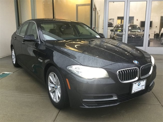 Used 2014 BMW 5 Series 528i xDrive Sedan in Norwood serving greater Boston MA