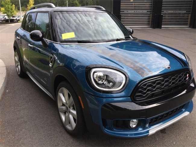 New 2019 Mini Cooper S Countryman For Sale At Gallery Automotive