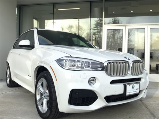 Used 2015 BMW X5 xDrive50i SUV in Rockland MA serving greater Boston