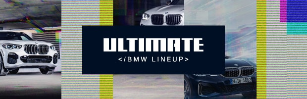 Ultimate BMW Lineup
