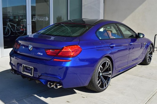 New 2019 BMW M6 For Sale In Calgary, AB