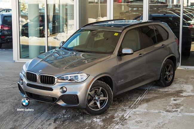 2016 BMW X5 Xdrive35i M Sport / Leather / NAV SAV