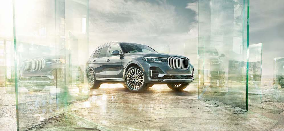 All-new 2019 BMW X7 at The BMW Store in Cincinnati, OH