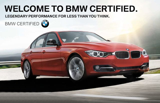 Certified Preowned Bmw Specials In Indianapolis Dreyer Reinbold