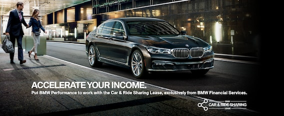 Bmw Mountain View Service >> The Bmw Car Ride Sharing Lease Bmw Of Mountain View