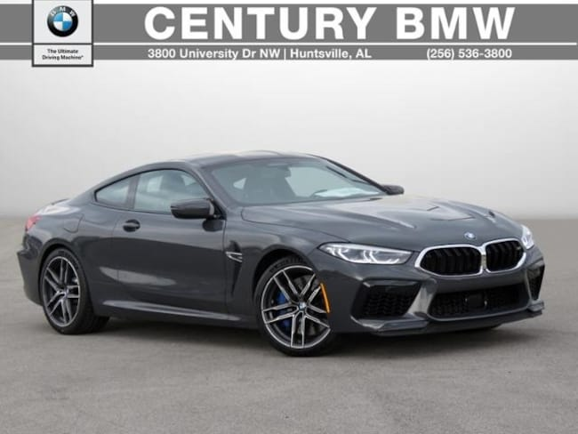 2020 BMW M8 Base Coupe