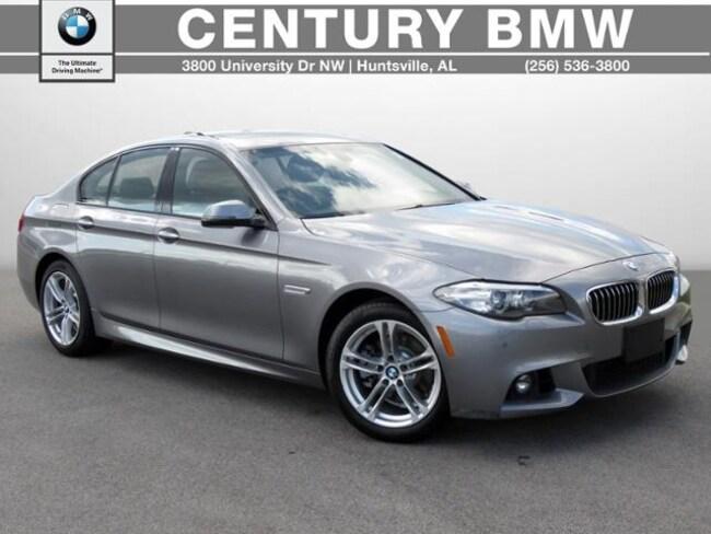 2016 BMW 5 Series 528i Sedan