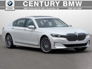2022 BMW 7 Series 750i xDrive Sedan