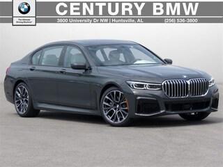 2022 BMW 7 Series 740i Sedan
