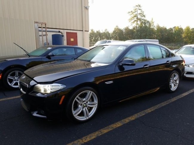 2016 BMW 5 Series 535i Sedan