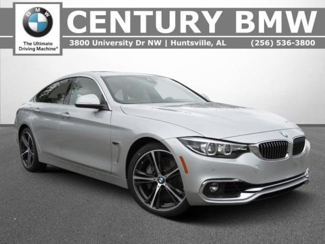 2019 BMW 4 Series 440i Hatchback