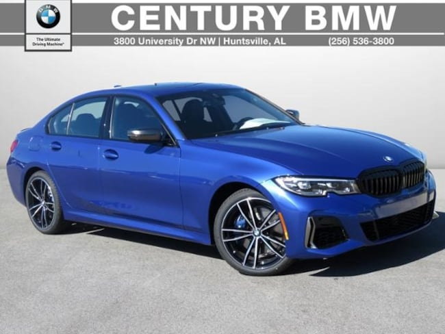 2020 BMW 3 Series M340i xDrive Sedan