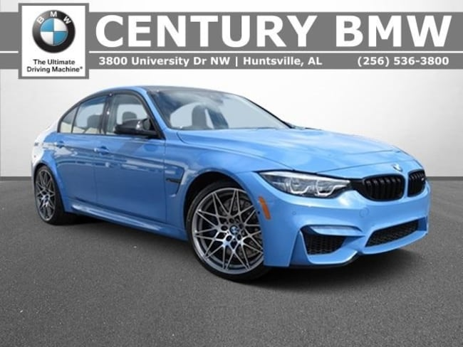 New 2018 Bmw M3 For Sale At Century Bmw Vin Wbs8m9c52j5k99233