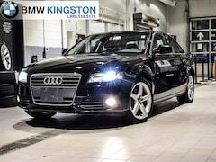 2011 Audi A4 2.0T Premium Plus (Tiptronic) Sedan