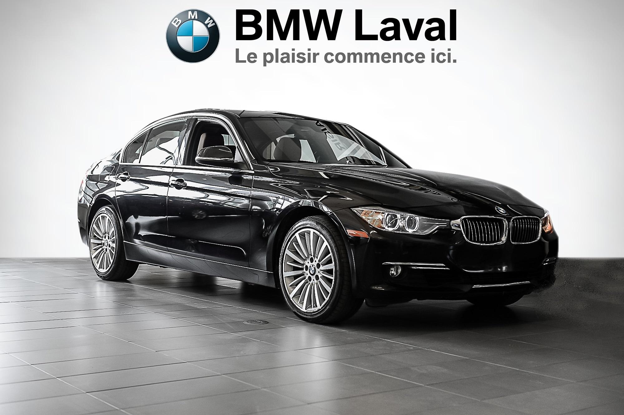 2015 BMW 3 Series 328i xDrive LIGNE DE LUXE Sedan