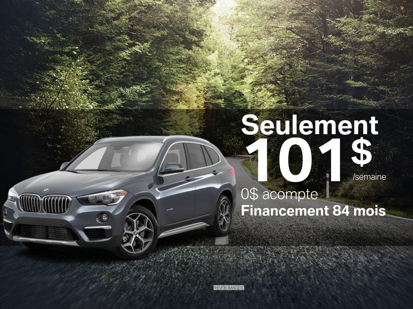2016 BMW X1 xDrive28i GROUPE SUPÉRIEUR ESSENTIEL SAV