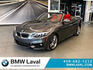 2018 BMW 230i xDrive Cabriolet GROUPE M PERFORMANCE Convertible