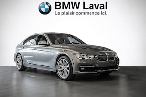 2017 BMW 3 Series 330i xDrive GROUPE SUPÉRIEUR