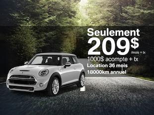 2015 MINI Cooper TOIT PANORAMIQUE, 1.99% LOCATION DISPONIBLE Hatchback