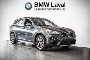 2016 BMW X1 xDrive28i GROUPE SUPÉRIEUR ESSENTIEL AWD  xDrive28i